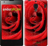 "Чехол на Xiaomi Redmi Красная роза ""529u-110"""