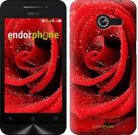 """Чехол на Asus ZenFone Max ZC550KL Красная роза """"529c-271"""""""