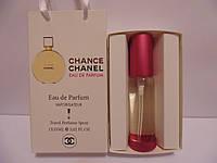 Женский парфюм в подарочной упаковке Chanel Chance 35 мл
