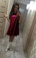 Романтичное,легкое платье из крем-шифона
