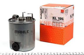 Фільтр паливний MB Sprinter 2000 - 2.7 CDI, Німеччина - KNECHT