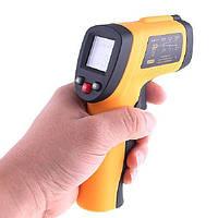 Пирометр инфракрасный с лазерным указателем Benetech GM300 (SRG300) -50~380℃ ( 12:1 )