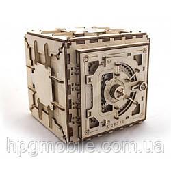 Механический 3D-пазл UGEARS - Сейф