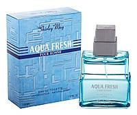 Туалетная вода для мужчин Aqua Fresh 100мл т/в муж Shirley May