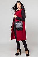 Жилет-пальто Кашемир, кашемировый жилет