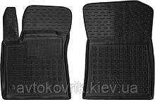 Полиуретановые передние коврики в салон Renault Megane IV хетчбэк 2015- (AVTO-GUMM)