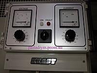 Аналоговый пульт управления с аналоговыми приборами