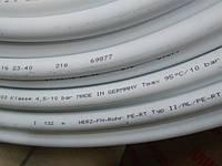 Труба Herz FH-Rohr PE-RT/Al 16х2мм 200m (Німеччина) для теплої підлоги