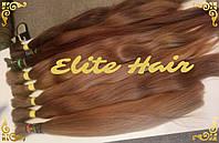 Натуральные детские волосы 55 см  № 00015