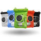 Водонепроницаемый аквабокс для фотоаппаратов Bingo зелёный, фото 4