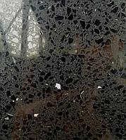 Кварцевый агломерат IC-3001 черный,с зеркальными вкраплениями