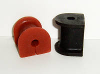 Втулка стабилизатора заднего полиуретан KIA SPECTRA ID=11.8mm OEM:55513-2F000