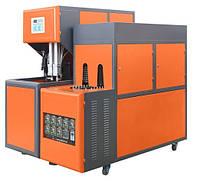 Полуавтоматическая машина для выдувки ПЕТ тари 0,1- 2 л та разогрева преформ