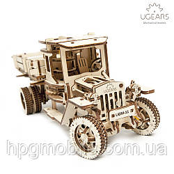 Механический 3D-пазл UGEARS - UGM-11 Грузовик