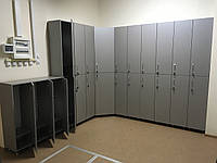 Шкаф раздевалка для спортивных залов 1050*330*340