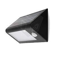 Уличный LED светильник SL-500 (с солнечной панелью, датчиком движения, 400 лм, 3,7 В, 2200 мАч)