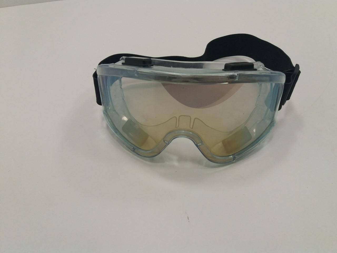 Очки защитные(лыжника) антиблик на резинке
