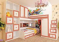 Детская комната Твинс Вариант 2