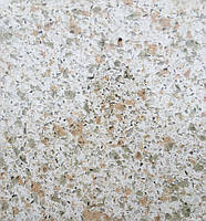 Кварцевый агломерат Intekstone BC-3001 бежевый, зернистый
