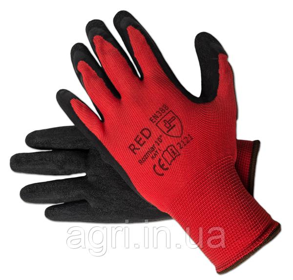 Перчатки рабочие RTELA латекс, размер 9