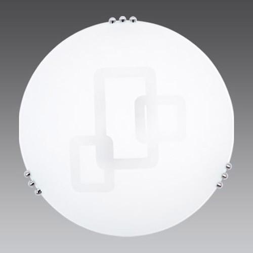 1925-1 Светильник со стеклом 25 ZINCIRLI OKTAY белый