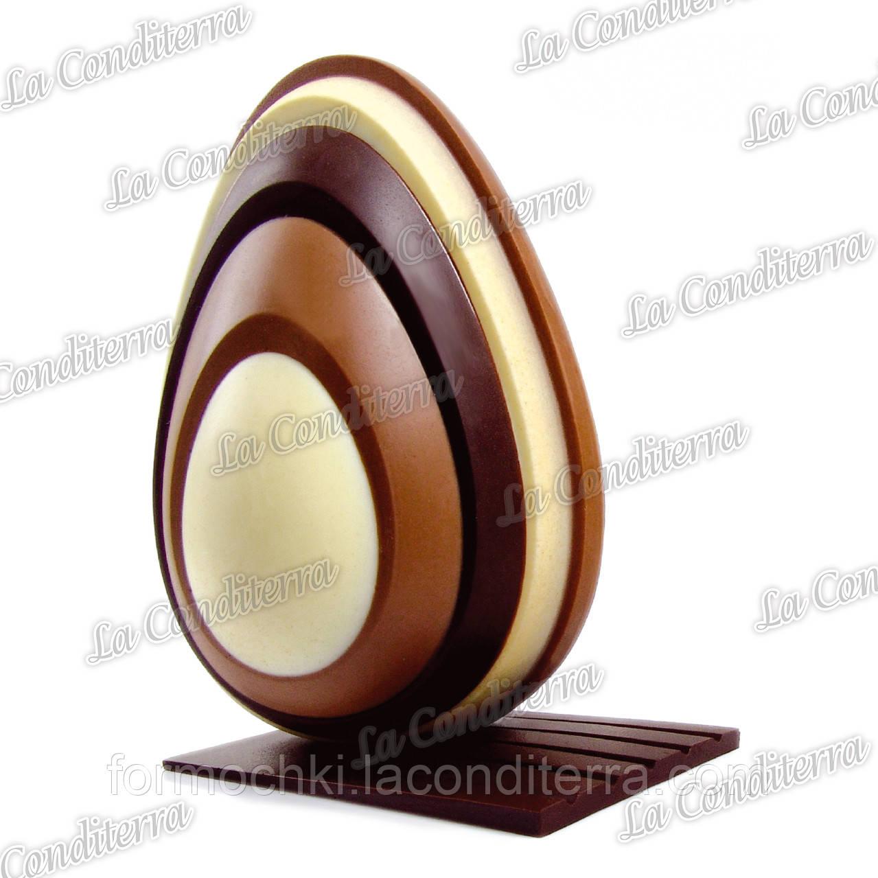 Поліетиленова форма для шоколадних скульптур PAVONI KT72