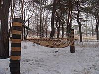 """Гамак """"дерево на цепи"""" 1.3х4 м"""