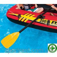 Пластиковые весла Intex