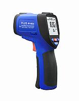 Пирометр FLUS IR-820 ( SRF720 ) (-30…+500 С) с термопарой К-типа ( -30~300°C) 13:1