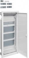 Щит для мультимедиа и связи (слаботочный) вмонтированный 4-рядный VU48NWB VOLTA Hager