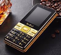 Бабушкофон с большой батареей 2500Мач Duos 2 Сим-карты для людей c плохим слухом и зрением