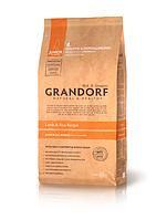 Grandorf Junior - ягня з рисом для юніорів 1 кг