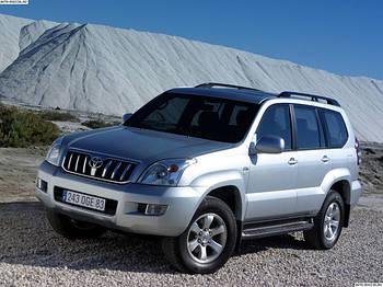 Land Cruiser Prado III (120) [2002-2009]