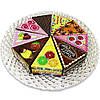 Бумажный подарочный торт NoteCake