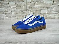 Кеды Vans Old Skool Blue(ТОП РЕПЛИКА ААА+)