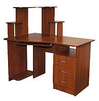 Компьютерный стол Ника 1 с надстройкой