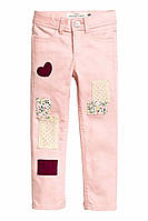 Штаны, джинсы для девочки H&M на 3-4, 4-5, 5-6, 6-7 лет.