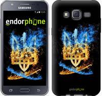 "Чехол на Samsung Galaxy J5 J500H Герб ""1635c-100"""