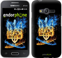 "Чехол на Samsung Galaxy Ace 4 G313 Герб ""1635u-207"""