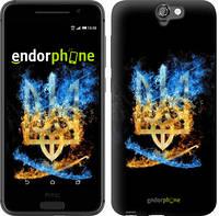 """Чехол на HTC One A9 Герб """"1635u-156"""""""