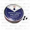 Бронебойные пули для пневматики Shanghai PHB Black Pointed 0,556 г 500 шт/уп