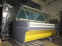 Холодильная витрина б/у Холодильный прилавок б.у.  KOXKA  V1V1-3