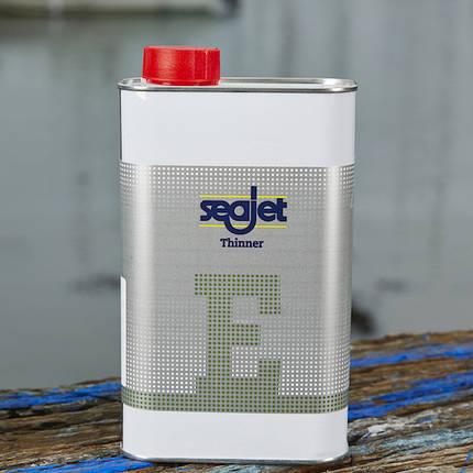 Разбавитель для лодочной эпоксидной грунтовки 1 литр Thinner E, фото 2