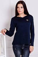 Свитер женский вязанный Разлетайка (6 цветов), вязаный свитер от производителя