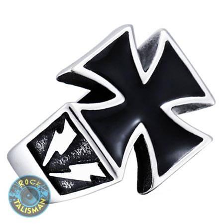 Перстень APST-16 Мальтийский крест, фото 2