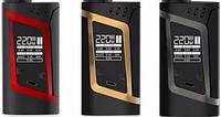 Smok Alien Mod 220 - батарейный мод для электронной сигареты. Оригинал