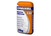 Штукатурка цементная Kreisel 550, 30 кг