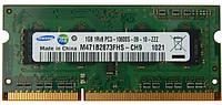 Б/у Оперативная память SO-DIMM DDR3 1GB 1066Mhz/1333Mhz