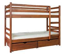 Кровать двухъярусная Кенгуру Мебель-Сервис  2000*1600*800 мм