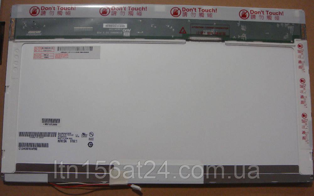 Матрица 15.6 CCFL 1-bulb 30 pin (ламповая) B156XW01 v.2